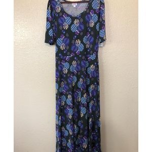 NWT Lularoe Ana Maxi Dress